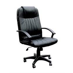 ACME Furniture Arthur Bonded Leather Pneumatic Lift Office Chair