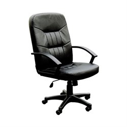 ACME Furniture Jason Bonded Leather Pneumatic Lift Office Chair