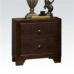 ACME Furniture Madison Nightstand in Espresso