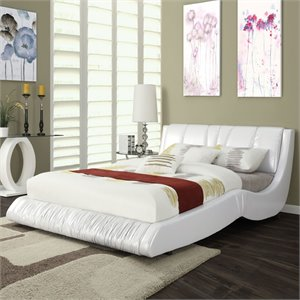 Nathan Bed in White