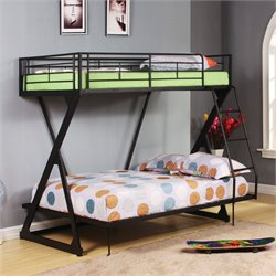 Zazie Twin over Full Bunk Bed