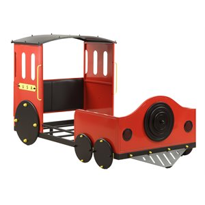 Tobi Train Twin Bed