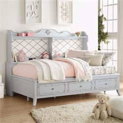 ACME Furniture Edalene Storage Daybed in Gray