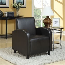 ACME Furniture Maxie Accent Chair in Black