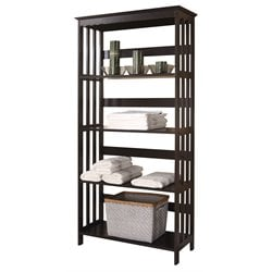 ACME Furniture Opeli 3 Shelf Bookcase in Espresso