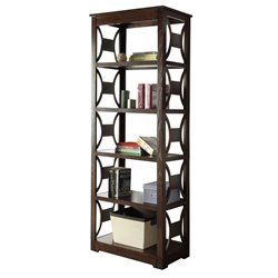 ACME Furniture Madge Bookcase in Espresso