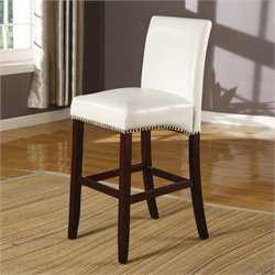 Jakki Stool White