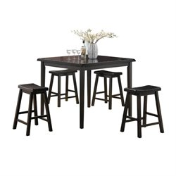 ACME Gaucho 5 Piece Pub Set