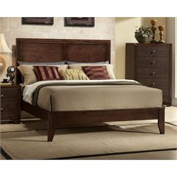 ACME Madison Panel Bed in Espresso