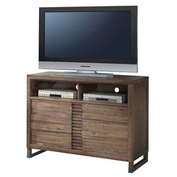 ACME Andria 3 Drawer Media Chest in Reclaimed Oak