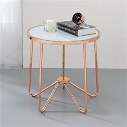 ACME Alivia End Table