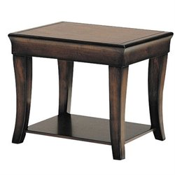ACME Branford End Table in Cherry