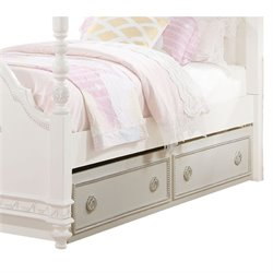 ACME Dorothy Twin Trundle in Ivory