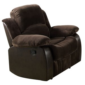 ACME Masaccio Recliner in Brown