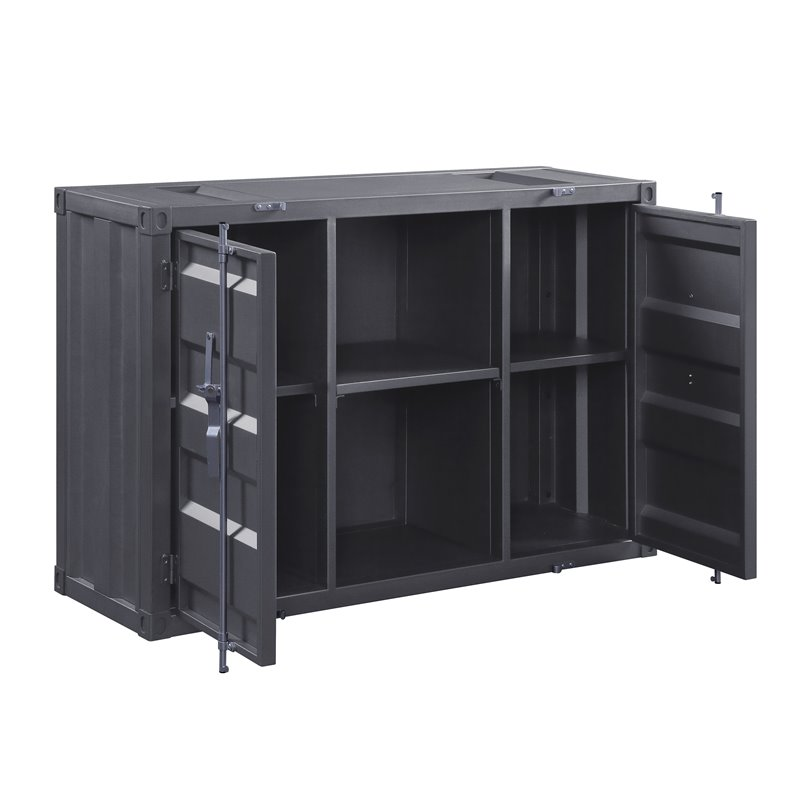 ACME Cargo Server in Gunmetal