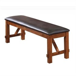 ACME Furniture Apollo Bench in Walnut