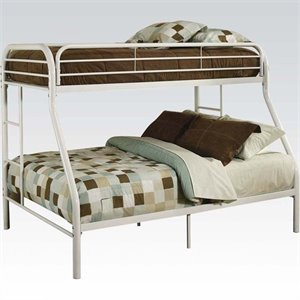 Tritan Twin or Full Bunk Bed Colors