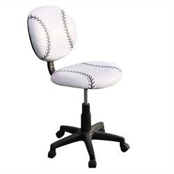 ACME Furniture All Star Youth Office Chair in White