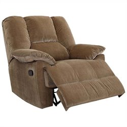 ACME Furniture Oliver Glider Recliner in Sage