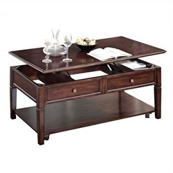 ACME Furniture Malachi Lift Top Coffee Table in Walnut