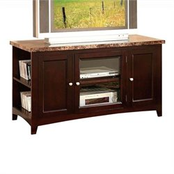 ACME Furniture Finely TV Stand in Espresso