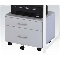 ACME Furniture Ellis File Cabinet in White