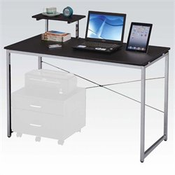 ACME Furniture Ellis Computer Desk in Black
