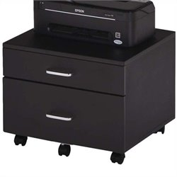 ACME Furniture Ellis File Cabinet in Black
