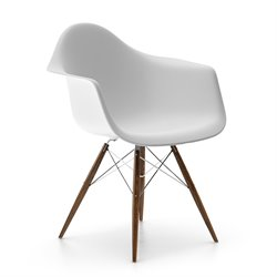 AEON Furniture Marcella Dining Chair in White Matte