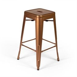 AE3503 Galaxy Stool in Copper