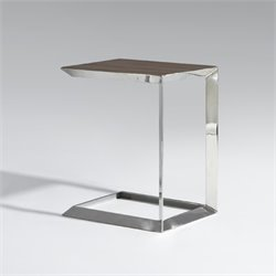 AEON Furniture by Sean Dix Capri End Table in Walnut