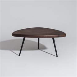 AEON Furniture by Sean Dix Charlotte Coffee Table in Walnut