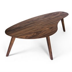 AEON Furniture Simply Scandinavian Darius Coffee Table in Walnut