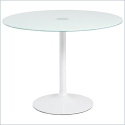 AEON Furniture Elena Dining Table in White