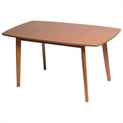 AEON Furniture Dayton Dining Table in Cherry