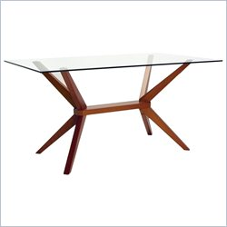 AEON Furniture Greenwich Dining Table in Cherry