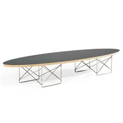 AEON Furniture Surf Coffee Table in Black