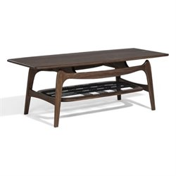 AEON Furniture Michelle Coffee Table in Walnut