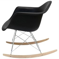 AEON Furniture Dijon - Rocker in Matte Black