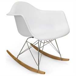 AEON Furniture Dijon - Rocker in Matte White