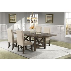 Picket House Furnishings Francis 5 Piece Dining Set
