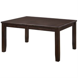 Picket House Furnishings Pyke Dining Table in Espresso