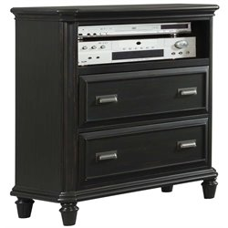 Picket House Furnishings Mysteria Bay 2 Drawer Media Chest