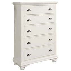 Elements Brook Chest in Cottage White