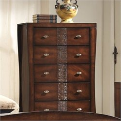 Picket House Furnishings Jenny Chest in Espresso
