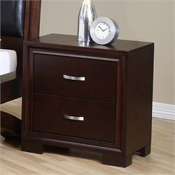 Picket House Furnishings Raven Nightstand in Espresso