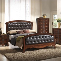 Picket House Furnishings Jenny Bed in Espresso