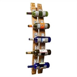 Napa East Collection Double Stave Wine Rack