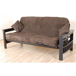 Primo International Tampa Futon in Chocolate