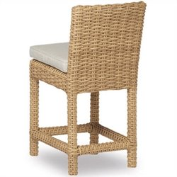 Sunset West Leucadia Stool in Summer Wheat